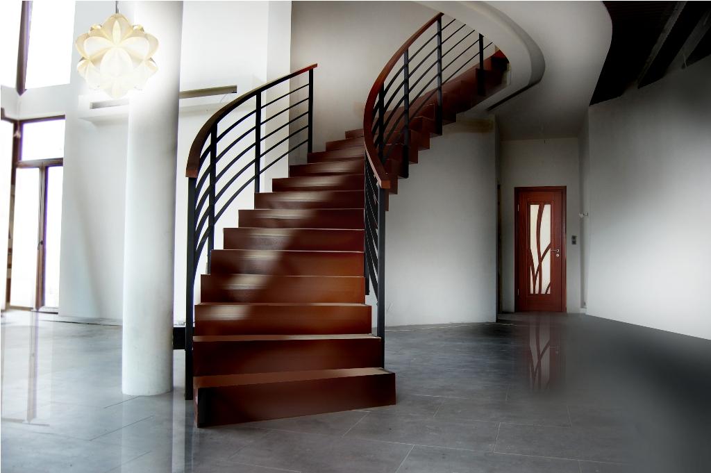 Wysokiej jakości schody drewniane